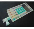 Membrane Switch with LEDs